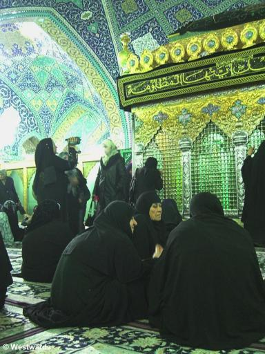 20070128 Damaskus Sayyida Ruqayya Mausoleum3