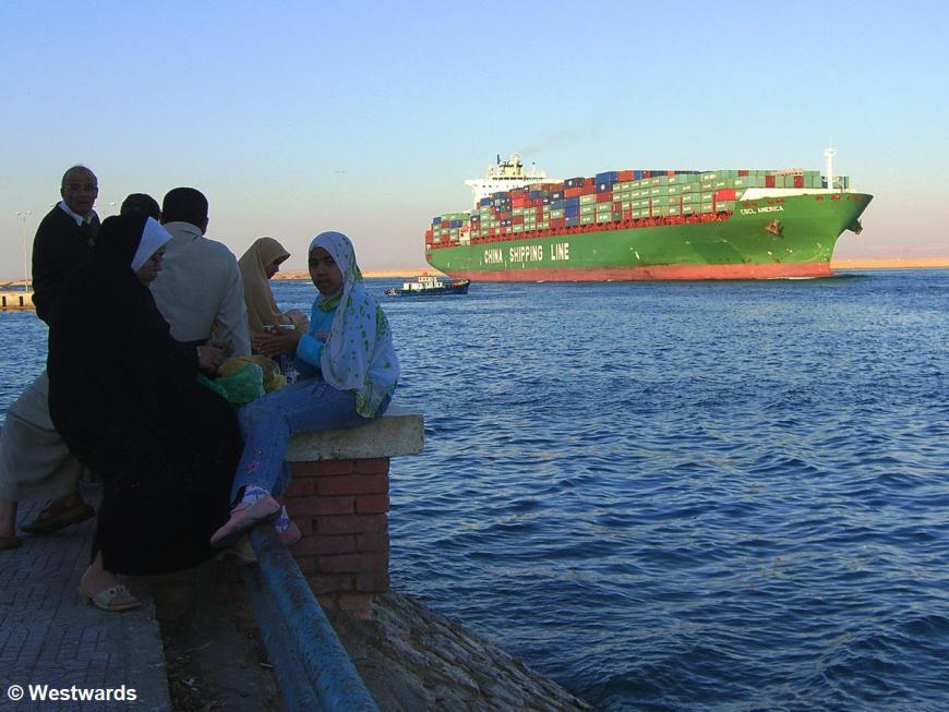 20070309 Suez Suez Kanal