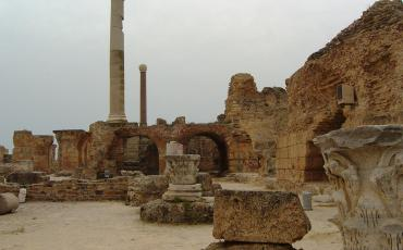 Archeological site of Carthage