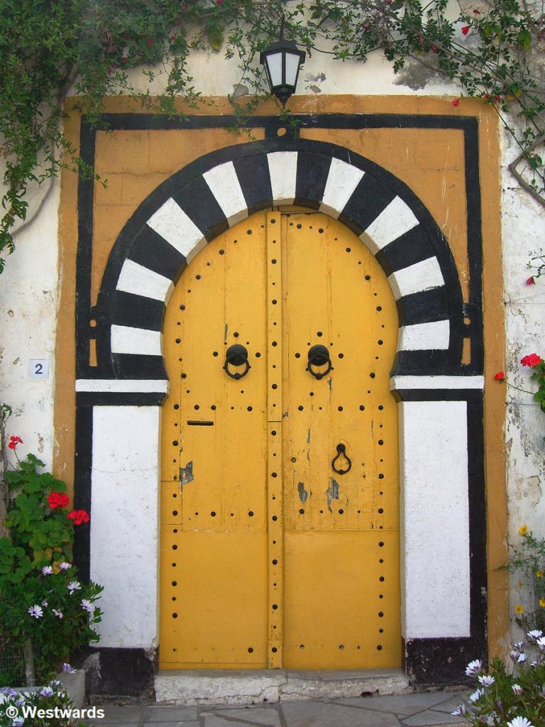 20070426 Sidi Bou Said Door