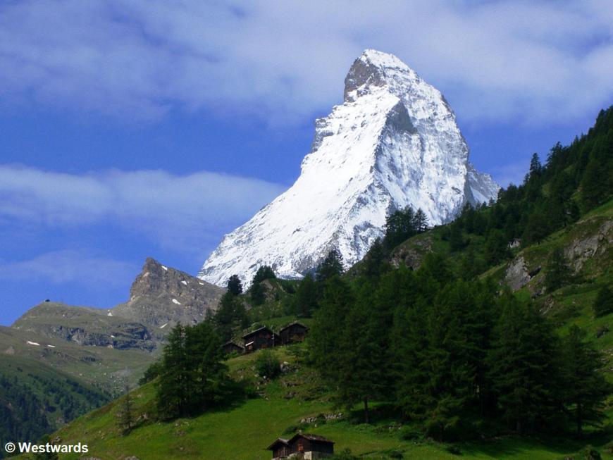 20070703 Zermatt Matterhorn
