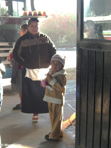 20071027 Oaxaca 2nd class busstation 9704
