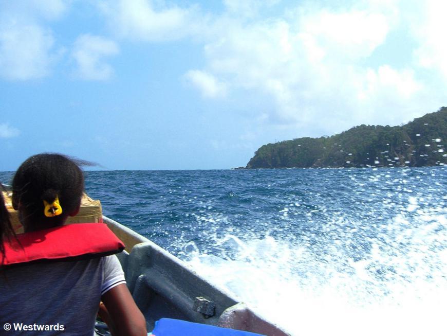 Crossing the Darien Gap by boat