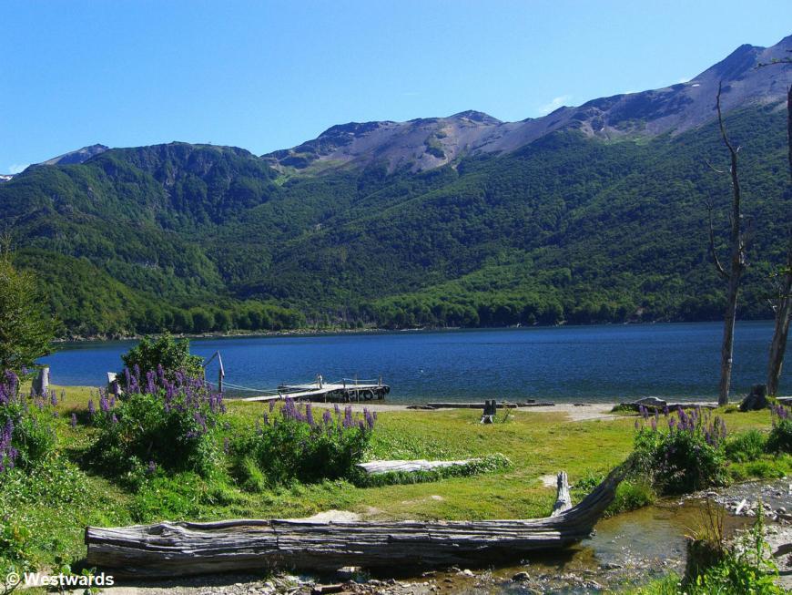 Lago Escondido near Ushuaia