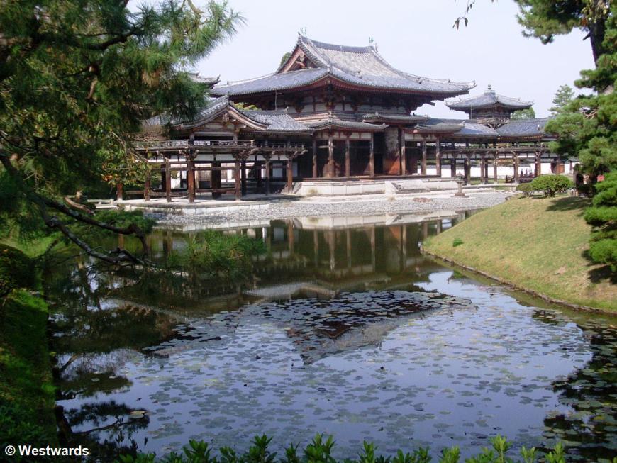 Byôdôin Temple in Uji