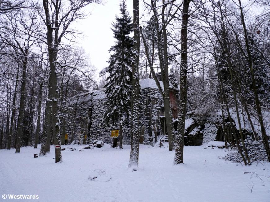 Hitler Bunker in Gierloz