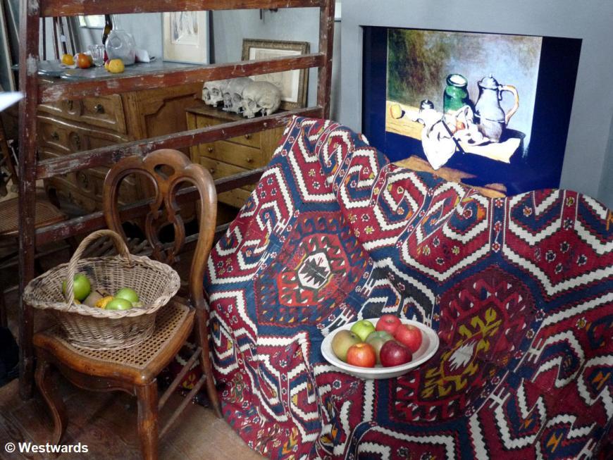 20120413 Aix en Provence Cezanne atelier P1330909