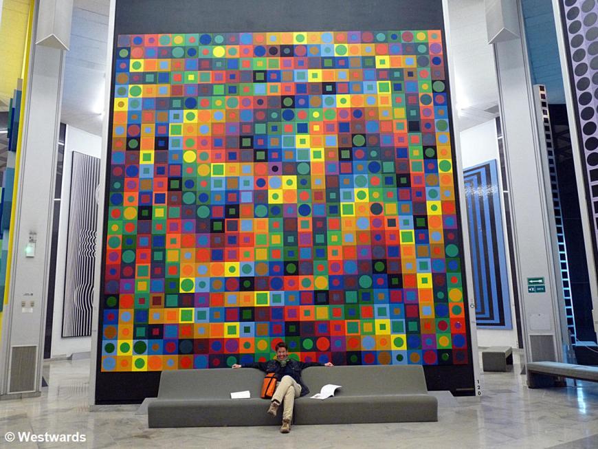 20120414 Aix en Provence Fondation Vasarely N P1330916