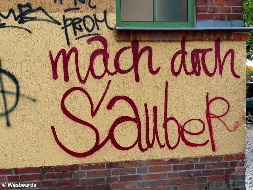 Neukoelln Graffiti