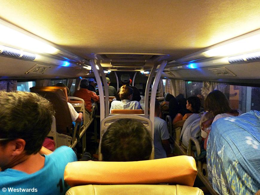 20130206 Nha Trang to Hoi An night bus P1410404