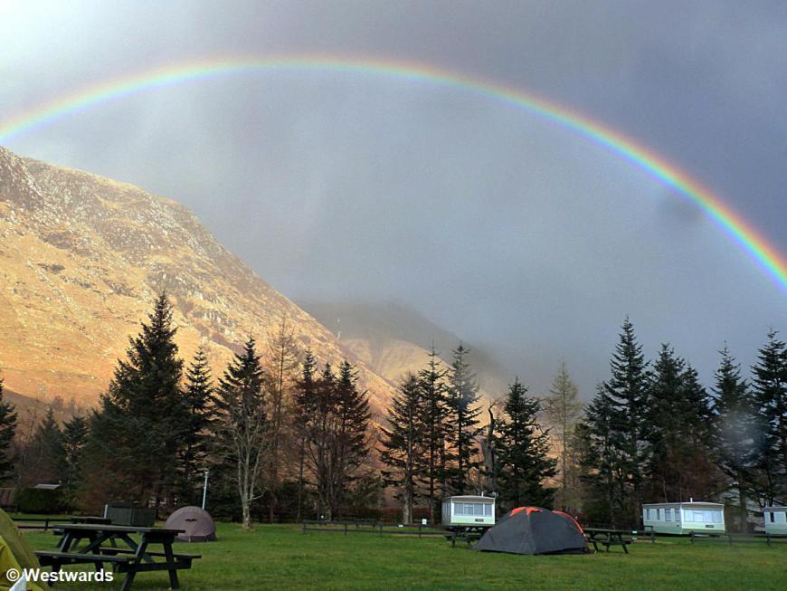 20130425 Glen Nevis rainbow P1430173