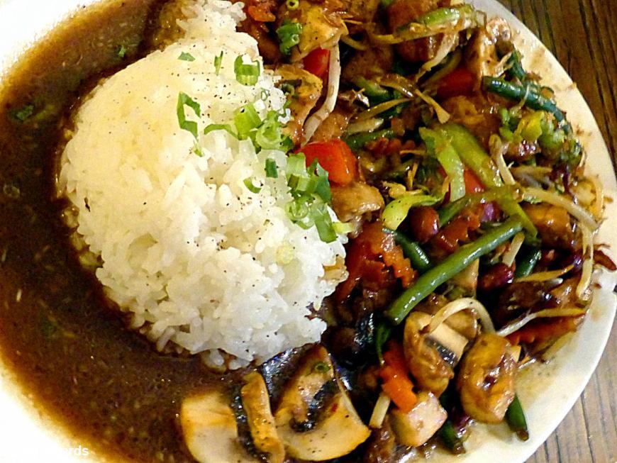 Dau Phu Nam vegetarian Vietnamese dish