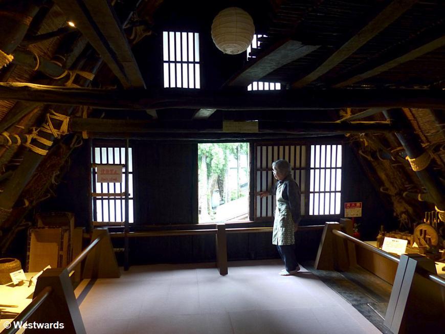 20170701 Gokayama Ainokura Museum P1440034