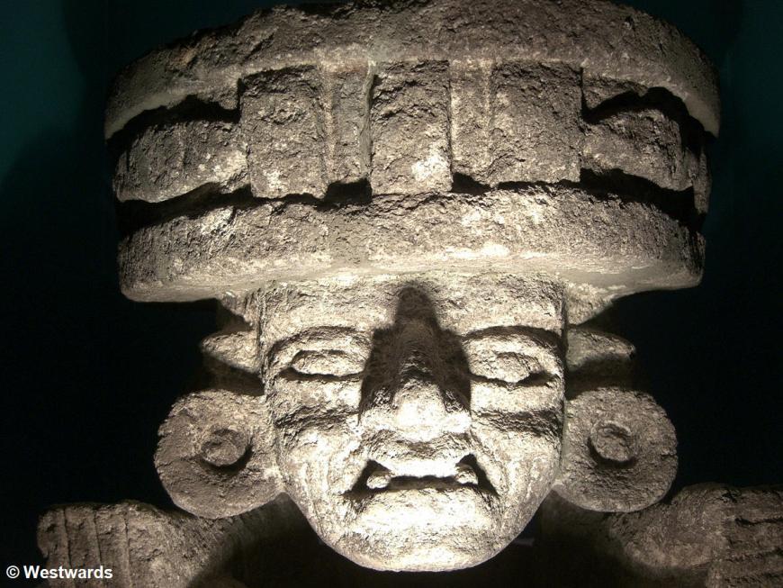 Huehueteotl Old God of Fire 8790