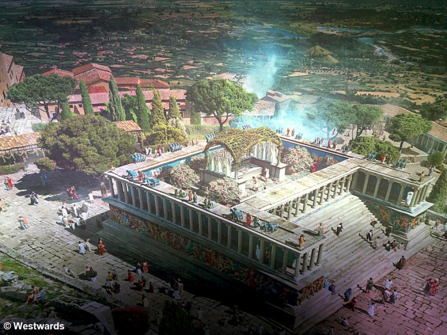 Pergamon Panorama Berlin