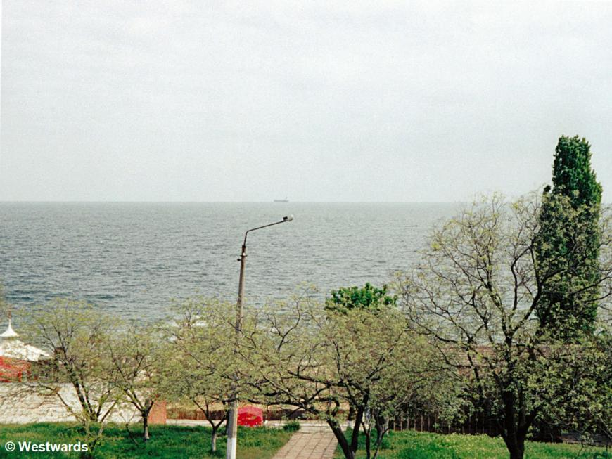 View of the Black Sea