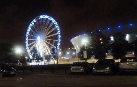 Liverpool Wheel 2014