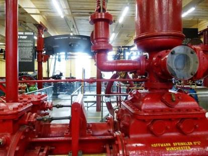 Bradford Ind. Museum. Plant & machinery hall. 2015.