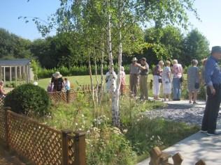 Hospice Tatton Park Garden