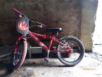 The Red Devil Wheels - KR