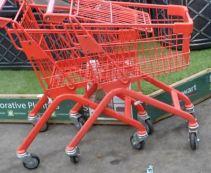 Trolley wheels - BW
