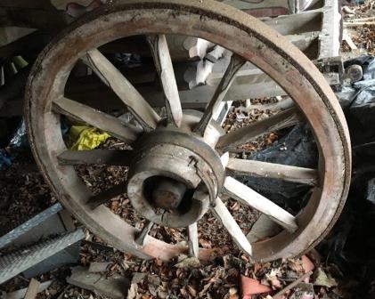 Wagon Wheel 1948- KR