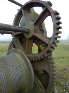 Winding gear - AFF