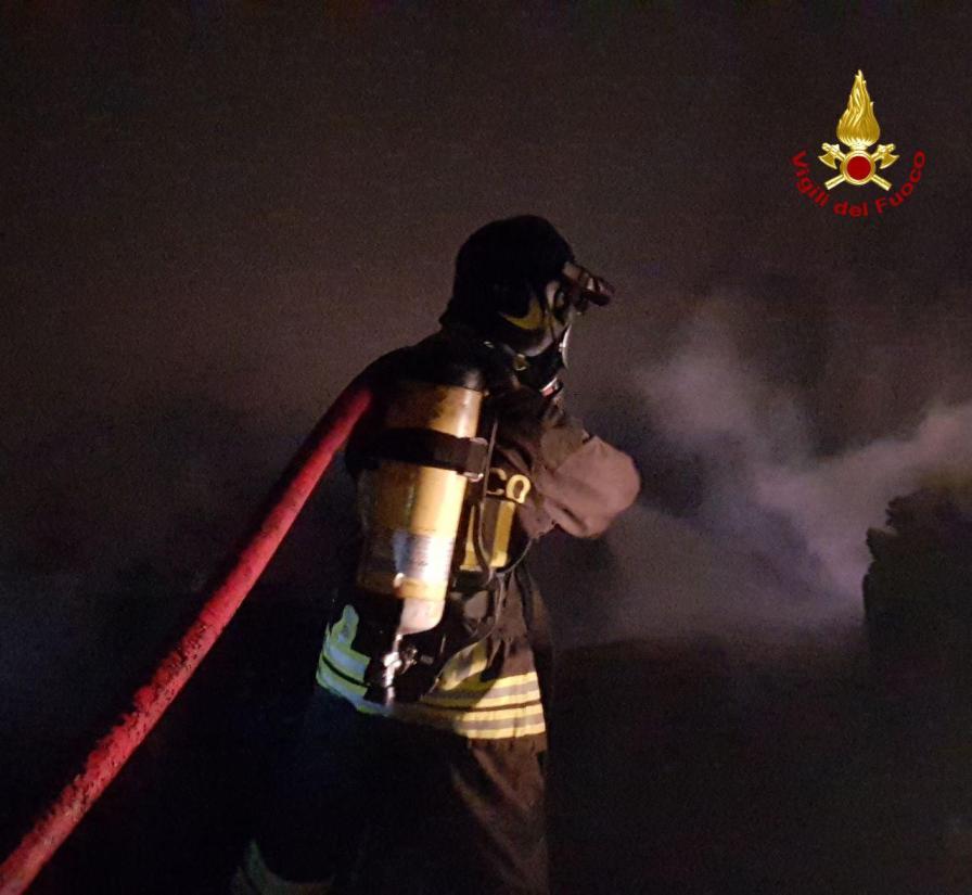 incendio vvff