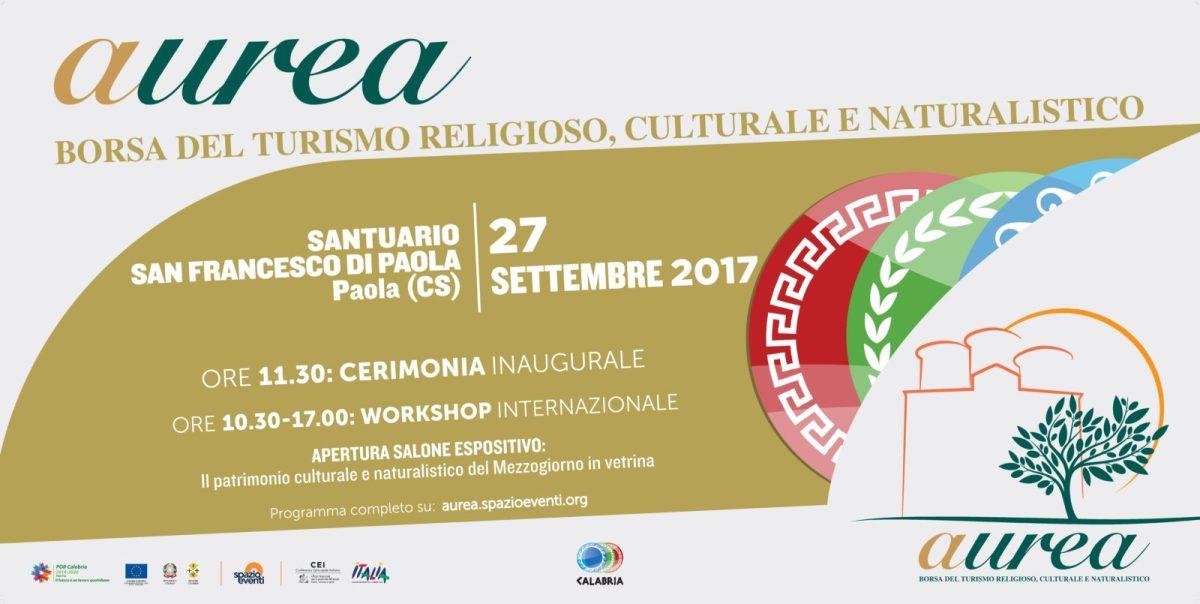 Aurea 2017: Al via in Calabria la