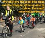 local bike rides