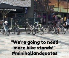 more bike stands