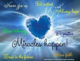 MiraclesHappen