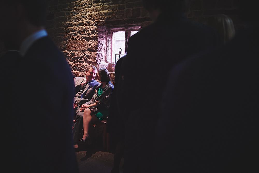 Documentary wedding photographer - The Ashes