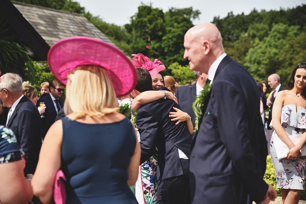 Guests - Sandhole Oak Barn Wedding