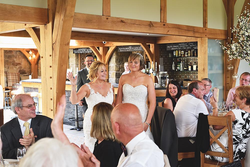Tower Hill Barns reception