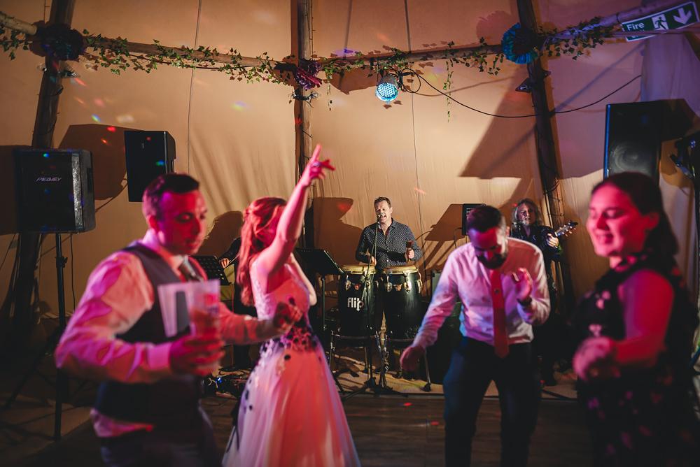 Whitebottom Farm Wedding in Stockport