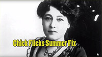 """Chick Flicks Screens """"The Lost Garden – The Life and Cinema of Alice Guy Blaché"""""""