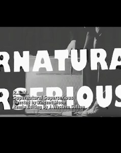 R.E.M. Supernatural Superserious (Enhanced Red Version)