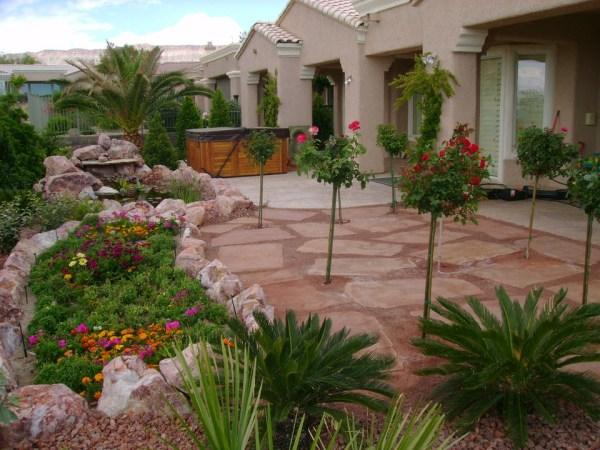 las vegas landscaping & sprinkler