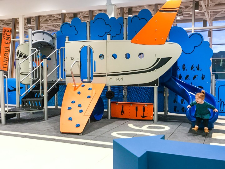 TOP TEN TIPS FOR FLYING WITH KIDS