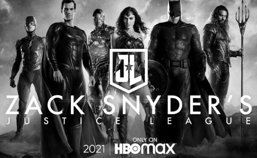 Justice League Snyder Cut -HBO Max Teaser