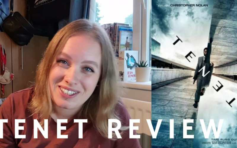 Tenet Review-Amazing & audaciously ambitious