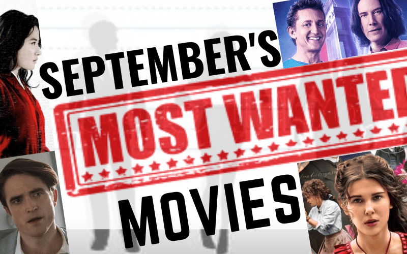 Most Wanted Movies – September 2020
