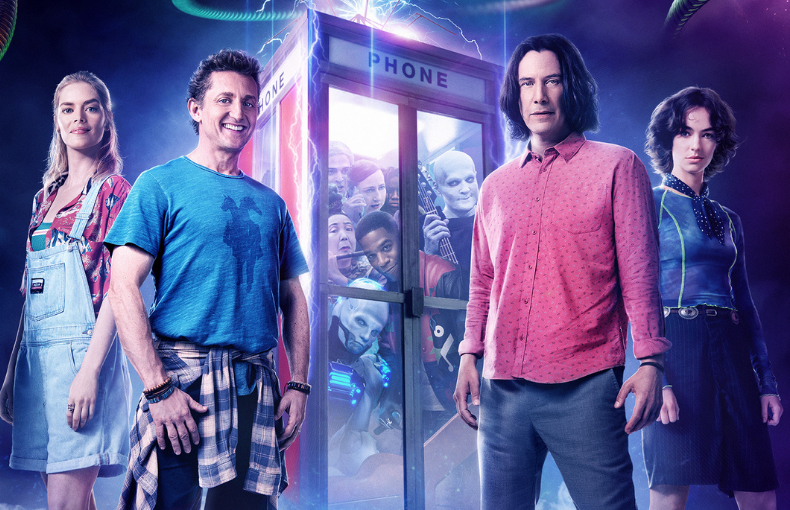 Bill and Ted Face the Music Review: A Fantastic finish to a superbly fun franchise