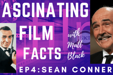 Sean Connery – Fascinating Film Facts ep4