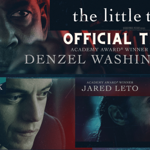 The Little Things Trailer