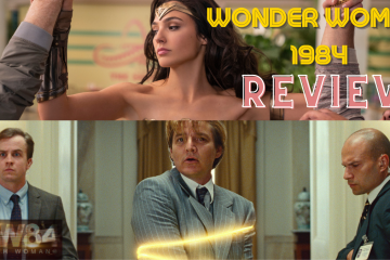 Wonder Woman 1984  Review