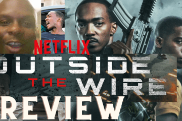 Outside the Wire Review – Does this Netflix action flick kick launch 2021 in style