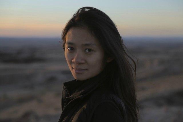 Chloe Zhao headshot