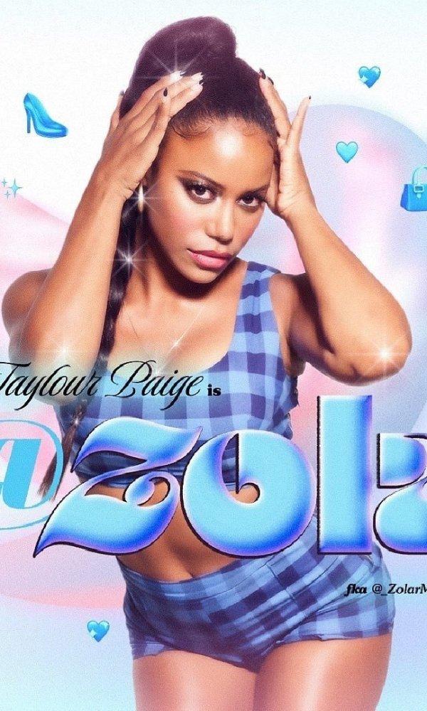 Taylour Paige as Zola
